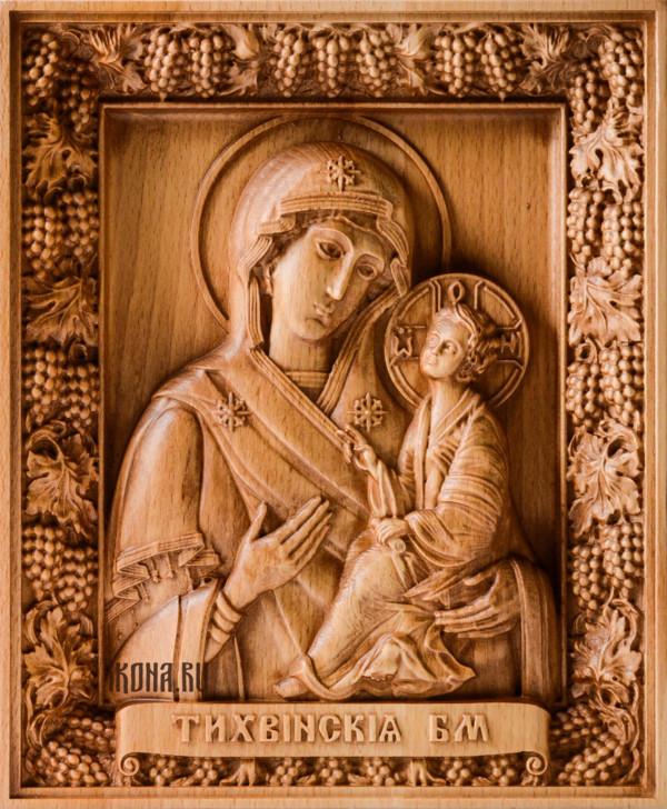 тихвинская богородица